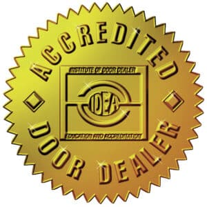 IDEA Accreditation seal