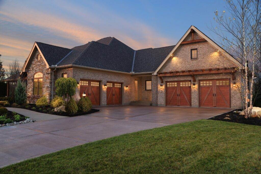 Clopay Canyon Ridge Garage Doors