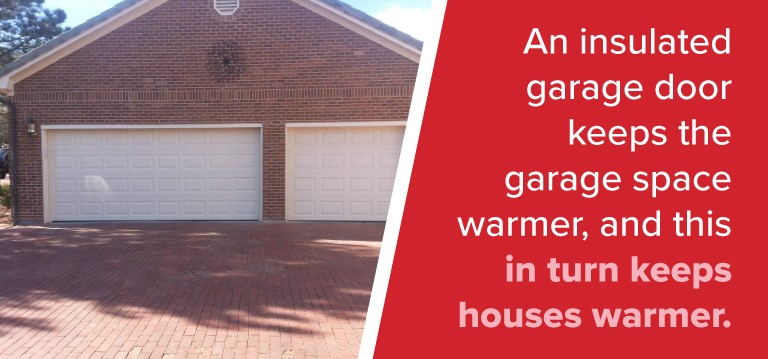 garage-door-insulation-warmer  sc 1 st  American Overhead Door & All About Garage Door Insulation | Benefits Effectiveness u0026 FAQu0027s