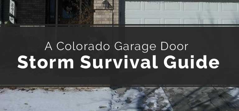 Storm survival guide blog american overhead door storm survival guide in colorado solutioingenieria Image collections
