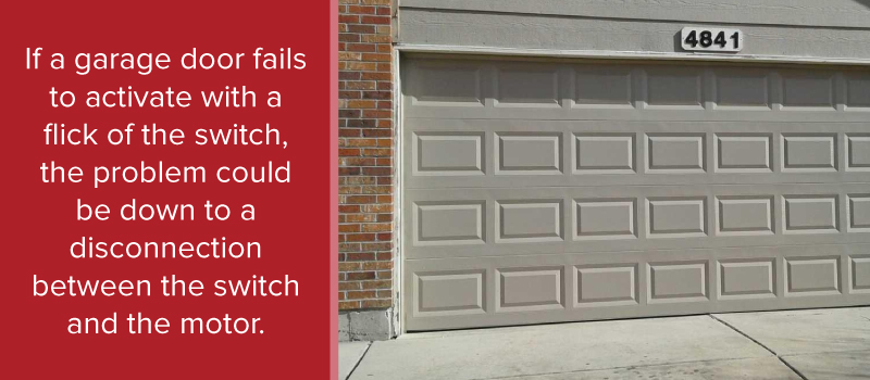 Common Garage Door Problems American Overhead Door
