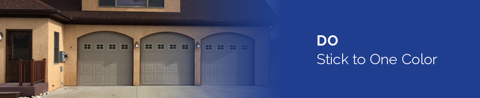 Selecting The Right Garage Color - American Overhead Door