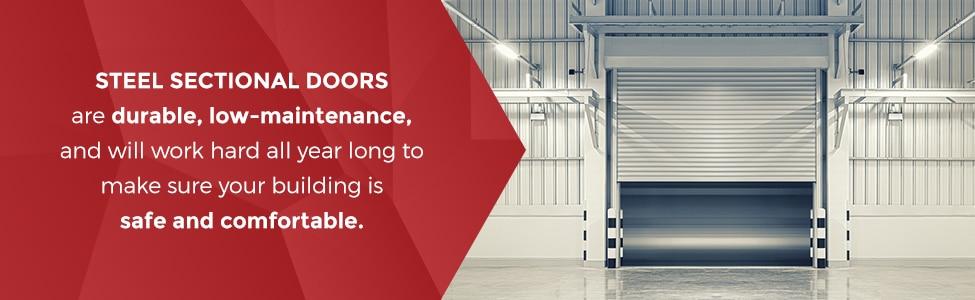 officielle fotos god service fabrikspris Commmerical Business Garage Doors - American Overhead Door