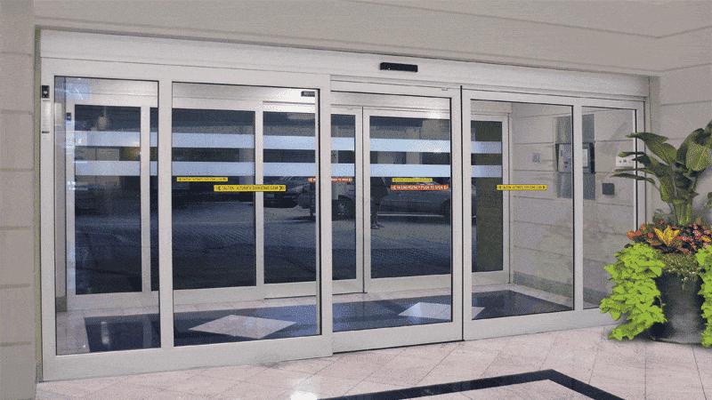Commercial Sliding Doors Colorado Springs Automatic Door Installation