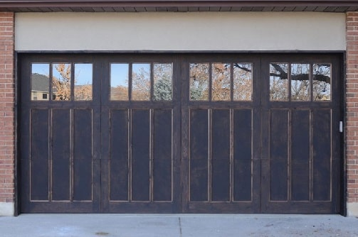 Colorado Springs Custom Garage Doors